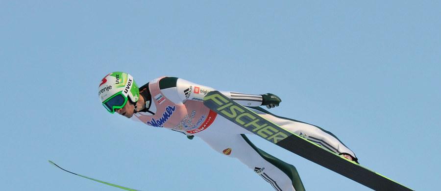 Robert Kranjec miał groźny upadek podczas treningu na skoczni narciarskiej w austriackim Innsbrucku. 34-letni Słoweniec z obrażeniami ramienia został przewieziony do kraju i operowany w klinice w miejscowości Jesenice.