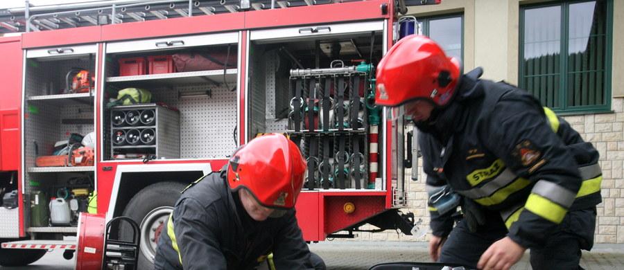 W domu jednorodzinnym przy ulicy Krętej w Lublinie eksplodowała butla z gazem. Pięć osób zostało rannych – informuje reporter RMF FM Krzysztof Kot.