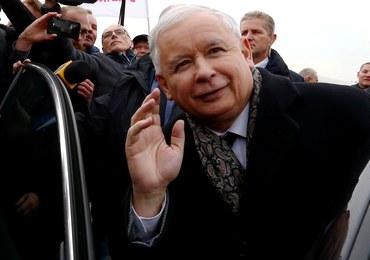Jarosław Kaczyński: Nie rozważamy koalicji - one się nie sprawdziły