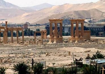 Błękitne hełmy kontra ISIS. Będą chronić zabytki z listy UNESCO