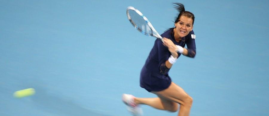 Zaledwie trzy gemy oddała Dance Kovinic Agnieszka Radwańska w finale turnieju w Tiencinie. Najlepsza polska tenisistka zwyciężyła 6:1, 6:2, odnosząc 16. w karierze triumf w imprezie WTA. Dzięki niemu zapewniła sobie występ w kończącym sezon prestiżowym turnieju mistrzyń!