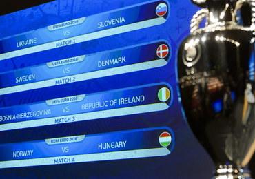 El. Euro 2016: Szwecja - Dania najciekawszą parą barażową