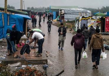 """""""Część uchodźców w Calais może nie przeżyć zimy"""""""