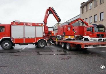 Strażacy dostaną sprzęt za 400 mln zł