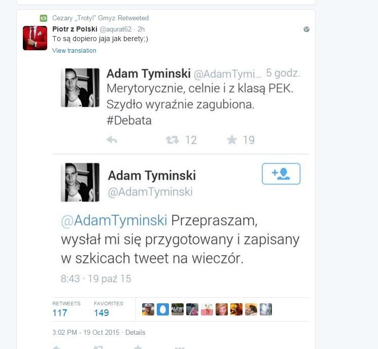 . /Twitter