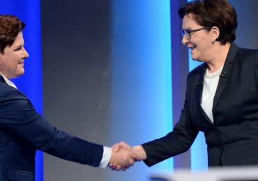 Debata Szydło-Kopacz. Polityczne starcie!