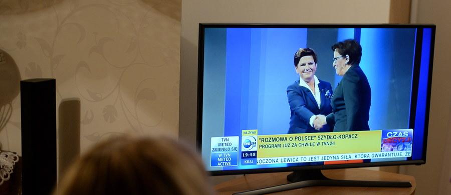Za nami telewizyjna debata Ewy Kopacz i Beaty Szydło. Czy to starcie szefowej rządu z kandydatką PiS na premiera przesadziło o wyniku wyborów? Głosujcie w naszej sondzie: kto wypadł lepiej?