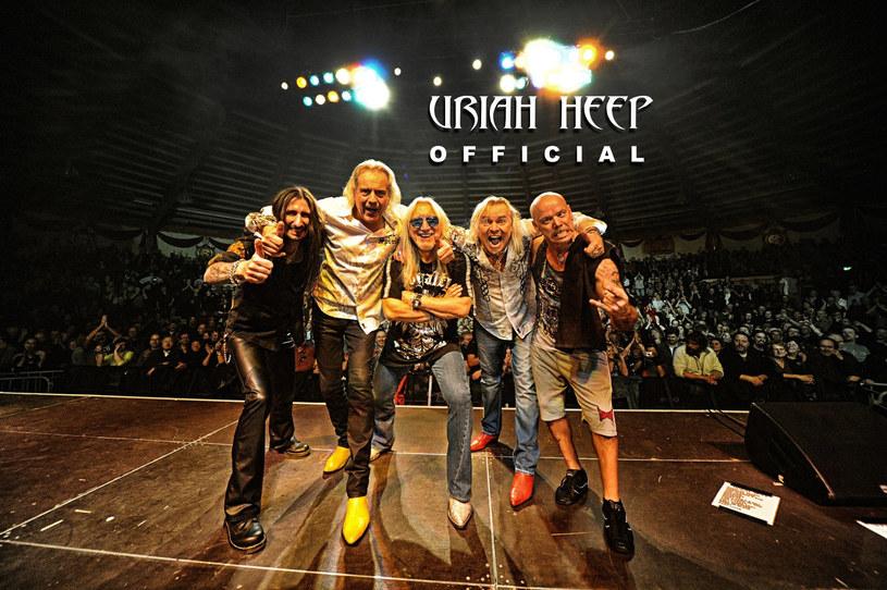 W drugiej połowie listopada na dwóch koncertach w Polsce zaprezentuje się brytyjska grupa Uriah Heep. Podczas występu w Krakowie weteranów hard rocka poprzedzać będzie rodzima formacja Kruk, z kolei w Warszawie zagra dodatkowo Night Mistress.