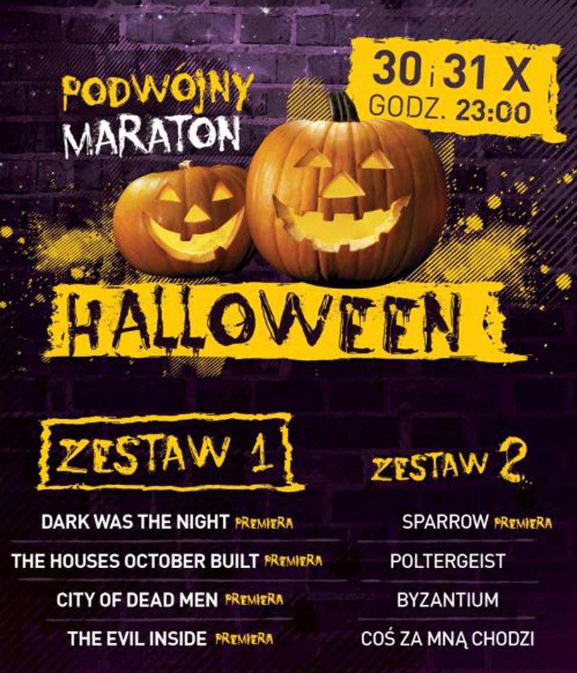 Ogólnopolska sieć kin Helios zaprasza na podwójny maraton Halloween. 30 i 31 października we wszystkich kinach sieci widzowie będą mogli wybierać spośród aż ośmiu horrorów, które w większości zostały sprowadzone specjalnie z tej okazji.