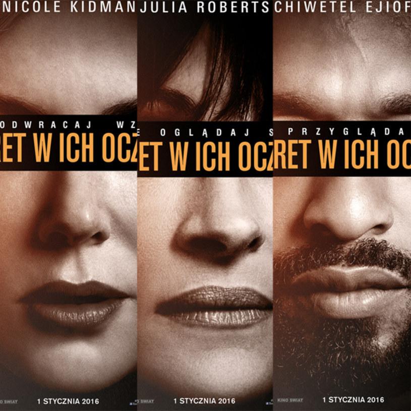 """1 stycznia 2016 roku do kin wejdzie """"Sekret w ich oczach"""" - thriller na podstawie światowego bestsellera Eduardo Sacheriego, filmowa delicja dla wszystkich miłośników """"Sicario"""", """"Detektywa"""" i """"Dochodzenia""""."""