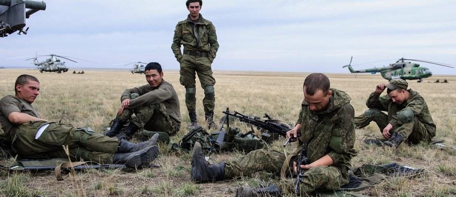 Na okupowany przez Rosję Krym przywożone są ciała rosyjskich żołnierzy, którzy zginęli w Syrii - taką informację podał Główny Zarząd Wywiadu Ministerstwa Obrony Ukrainy. Według resortu w ostatnim czasie do Sewastopola przybył ładunek z 26 trumnami. Wywiad podał również, że dowództwo rosyjskie zwiększa swoją obecność w kraju Baszara el-Asada.