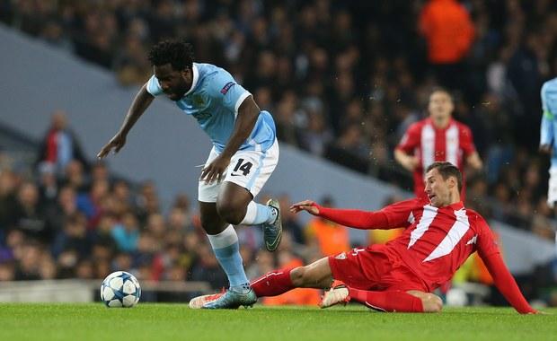 Piłkarze Sevilli, z Grzegorzem Krychowiakiem w składzie, przegrali na wyjeździe z Manchesterem City 1:2 w meczu grupy D trzeciej kolejki Ligi Mistrzów. W szlagierowo zapowiadającym się starciu PSG z Realem Madryt w grupie A nie było goli.