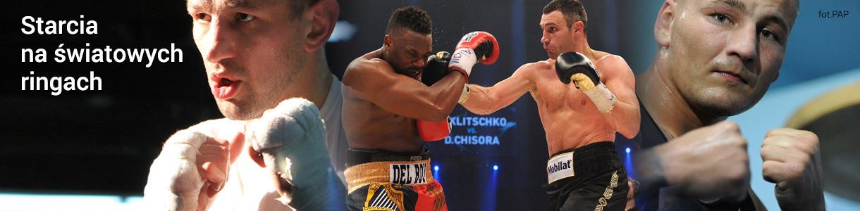 Na RMF24.pl śledzimy najważniejsze wydarzenia na światowych ringach.