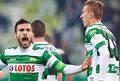 Lechia Gdańsk - MKS Ciechanów 10-1 w meczu sparingowym