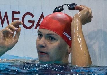 Dlaczego warto pływać? Przekona was Otylia Jędrzejczak