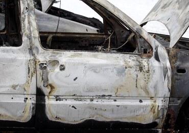 Podpalacz samochodów grasuje w Bielsku-Białej? W tym tygodniu podpalono tam 7 aut