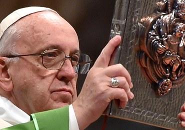 Papież Franciszek: Synod był trudny, ale przyniesie owoce