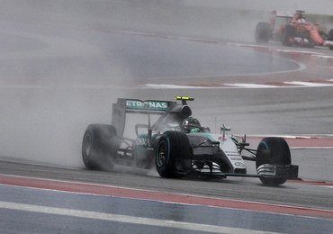 Formuła 1: Nico Rosberg z pole position w Austin