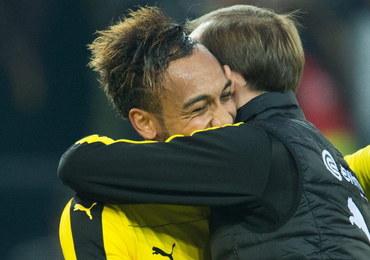 Bundesliga: Kolejny popis Aubameyanga, dogonił Lewandowskiego