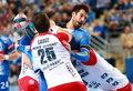 LM piłkarzy ręcznych: Orlen Wisła Płock - SG Flensburg Handewitt 30:34
