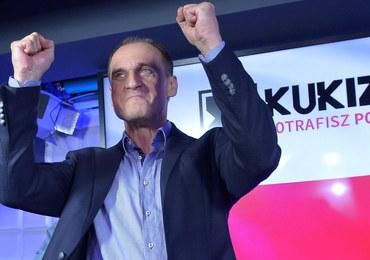 Paweł Kukiz: Idąc za głosem sumienia zrobiliśmy rzecz niesamowitą