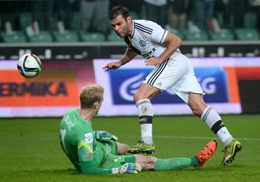 Ekstraklasa: Lech wygrał z Legią