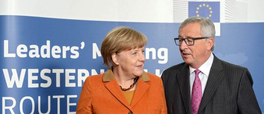 """UE i jej sąsiedzi na Bałkanach Zachodnich podejmą starania, by spowolnić napływ migrantów przez ten region - poinformował szef Komisji Europejskiej Jean-Claude Juncker po zakończeniu miniszczytu w Brukseli na temat kryzysu migracyjnego. We wspólnym oświadczeniu podkreślono, że """"polityka przepuszczania uchodźców bez poinformowania sąsiednich krajów jest nie do przyjęcia""""."""