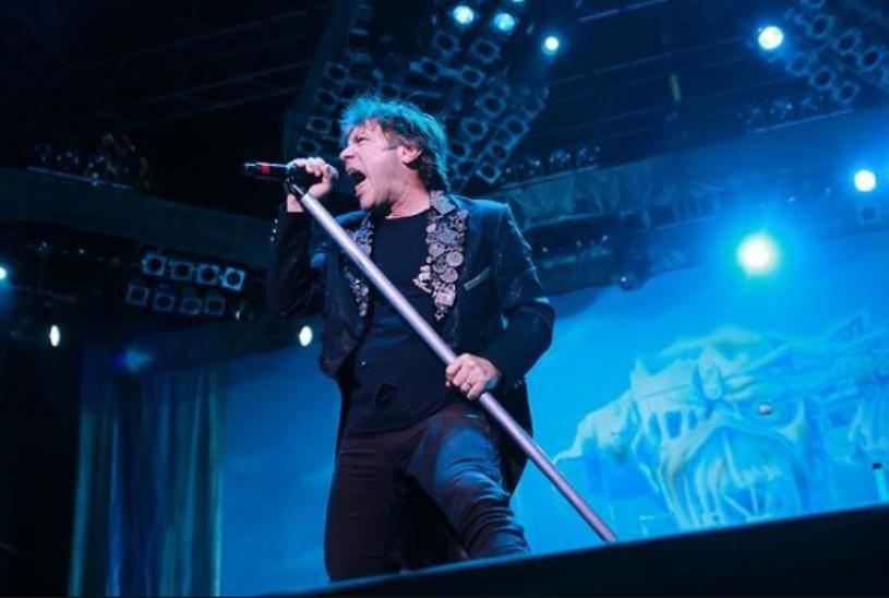"""W ramach trasy promującej wydany we wrześniu 2016 r. album """"The Book of Souls"""" do Polski przyjedzie legenda heavy metalu - Iron Maiden."""