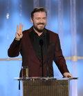 Ricky Gervais gotowy na Złote Globy