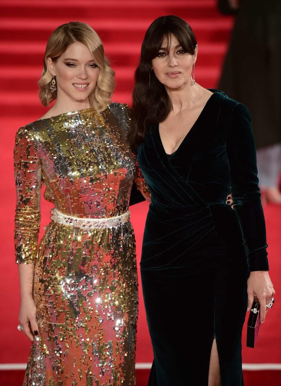 """Z udziałem gwiazd kina a także członków brytyjskiej rodziny królewskiej odbyła się w poniedziałek, 26 października, wieczorem w Londynie światowa premiera nowego filmu o Jamesie Bondzie. O kobietach w """"Spectre"""" opowiedziały Lea Seydoux, Monica Bellucci i Naomie Harris."""