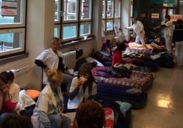 Nie ma groźby ewakuacji pacjentów ze szpitala w Rybniku