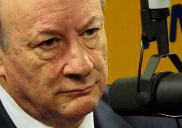 Jacek Rostowski: Potrzebujemy szybkich wyborów szefa PO. Jeśli Kopacz je wygra - odzyska autorytet