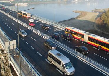 Warszawa: Most Łazienkowski znów otwarty