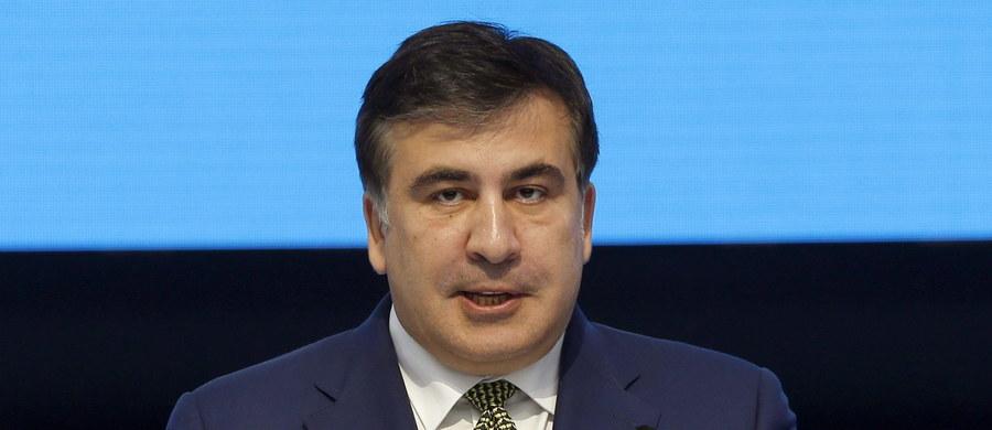 Były prezydent Gruzji i szef administracji obwodowej w Odessie Michaił Saakaszwili wezwał mieszkańców miasta do protestu przeciwko sfałszowaniu wyborów mera. Popierany przez Saakaszwilego kandydat przegrał je na rzecz dotychczasowego włodarza Odessy.