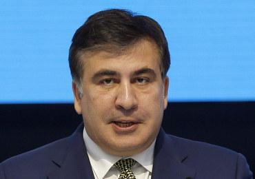 Saakaszwili: Wybory mera Odessy sfałszowano