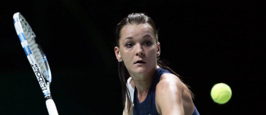 Agnieszka Radwańska, mimo dwóch porażek w turnieju WTA Finals w Singapurze, wciąż ma szansę na awans do półfinału tych zawodów. Nie wszystko jednak zależy już tylko od niej. Decydujące mecze zostaną rozegrane w czwartek.