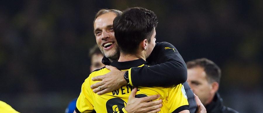 Piłkarze Borussii Dortmund awansowali do 1/8 finału Pucharu Niemiec po rozgromieniu przed własną publicznością drugoligowego SC Paderborn 7:1. Jedną z bramek zdobył Łukasz Piszczek, który zanotował też asystę.