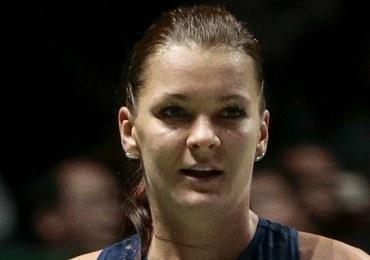 WTA Finals: Radwańska zagra w półfinałach z Muguruzą
