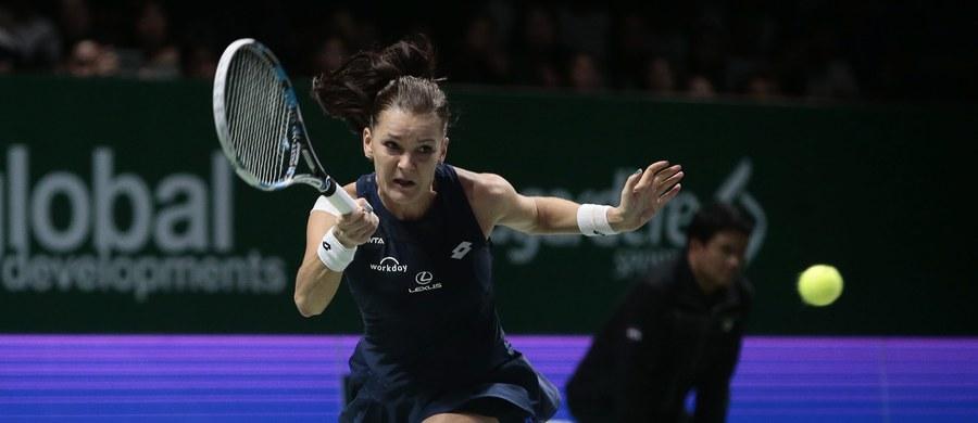 Agnieszka Radwańska o godz. 8 czasu polskiego zmierzy się z Hiszpanką Garbine Muguruzą w półfinale turnieju WTA Finals. Polska tenisistka, która po raz siódmy bierze udział w kończącej sezon imprezie masters, jeszcze nigdy nie wystąpiła w decydującym spotkaniu.