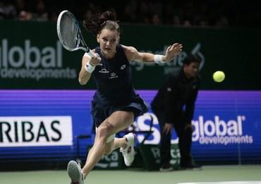 WTA Finals: Muguruza na drodze Radwańskiej do finału