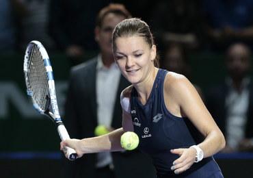 Nieprawdopodobne spotkanie w Singapurze! Agnieszka Radwańska w finale Masters!