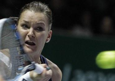 WTA Finals. Agnieszka Radwańska: Brak mi słów. Nie sądziłam, że zdołam wrócić po pierwszym secie