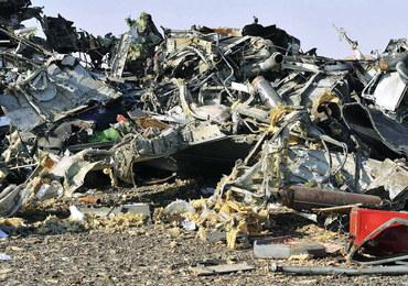 Katastrofa rosyjskiego samolotu na Synaju. Zginęły 224 osoby