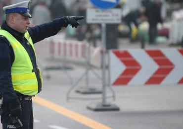Policja we Wszystkich Świętych: Uważajmy na pieszych, nie poruszajmy się na pamięć
