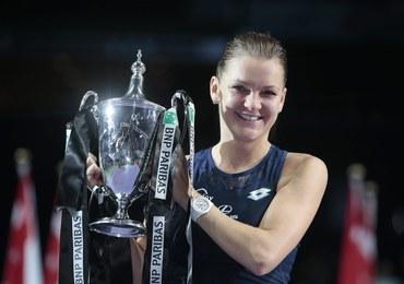 Wielki sukces Agnieszki Radwańskiej! Pokonała Czeszkę w finale turnieju Masters!