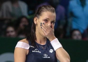 Radwańska triumfuje w turnieju Masters. Fibak: To wielki sukces polskiego sportu