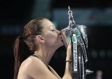 """Agnieszka Radwańska wygrywa turniej Masters. """"To najlepszy dzień w moim życiu"""""""