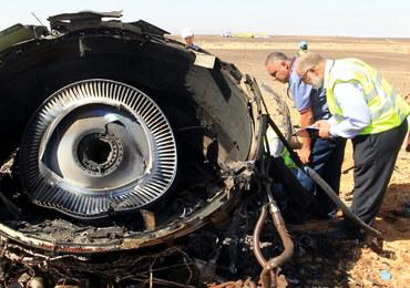 Katastrofa rosyjskiego airbusa: Możliwe trzy scenariusze. Wśród nich: wybuch bomby