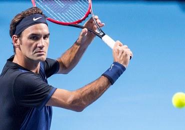 Federer: Za dobrze się bawię grając w tenisa, by myśleć o emeryturze
