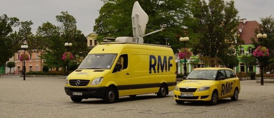 Przasnysz, Grodzisk Wielkopolski, Olesno, Opoczno, Suchedniów, a może Różan? Jedno z tych miejsc odwiedzi w tym tygodniu nasz reporter i żółto-niebieski wóz satelitarny. To Wy zdecydujecie, skąd w najbliższą sobotę nadamy Twoje Miasto w Faktach RMF FM. Głosujcie w sondzie! Jej wyniki ogłosimy w czwartkowe południe.